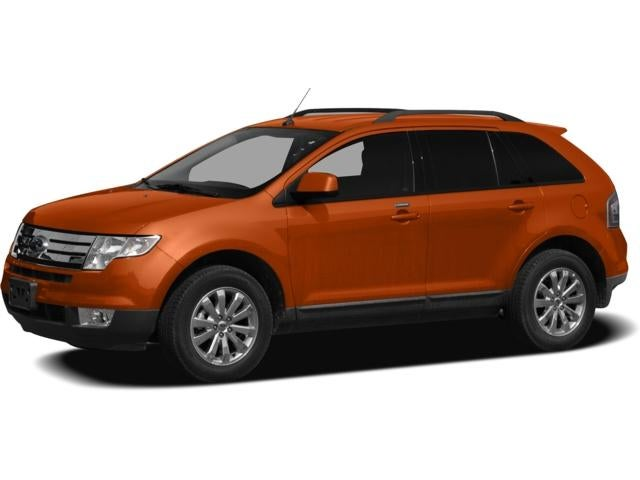 Ford Edge Sel In Ironton Oh Hometown Certified Preowned Of Ironton